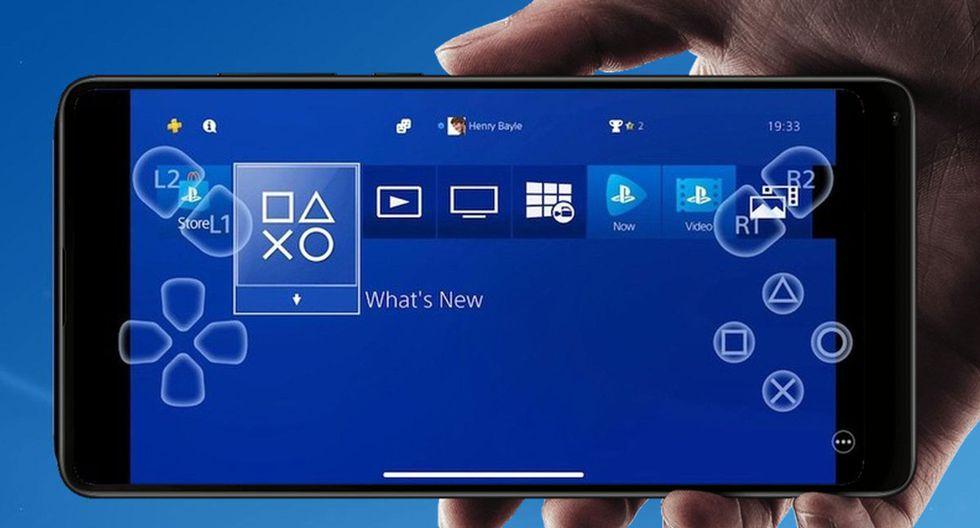 ¿Quieres tener un mando de PS4 en tu celular? Entonces descarga esta aplicación totalmente gratuita. (Foto: Play Station)