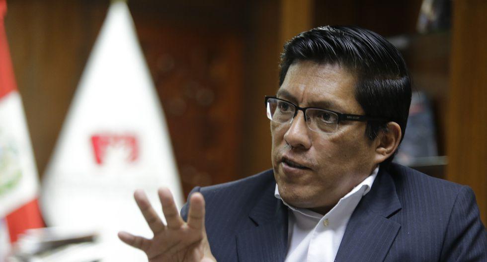 Zeballos salió en defensa del mandatario en medio de cuestionamientos por haber contado con César Villanueva como primer ministro. (Foto: GEC)