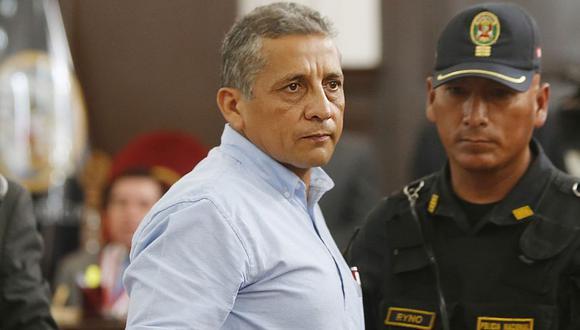 Con ese recurso, Antauro Humala, quien purga condena por el Andahuaylazo, busca ser trasladado a un hospital tras haber sido contagiado por coronavirus (COVID-19).