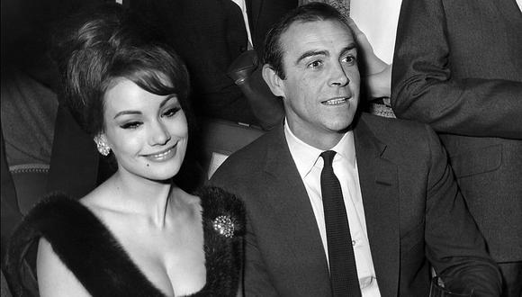 Claudine Auger, la primera chica Bond francesa, falleció a los 78 años. (Foto: AFP)