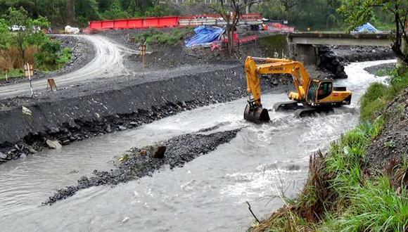 Gasoducto Sur Peruano realiza trabajos preventivos ante El Niño