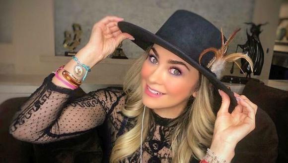 Aracely Arámbula reveló que ella misma será la que contará su historia con Luis Miguel  (Foto: Instagram / Aracely Arambula)