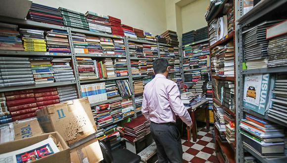 Biblioteca Municipal de Barranco. (Foto: El Comercio).