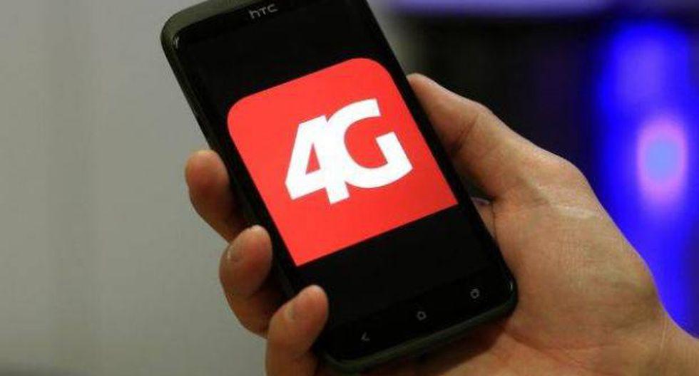 Cobertura 4g creció 380%. (Foto: El Comercio)