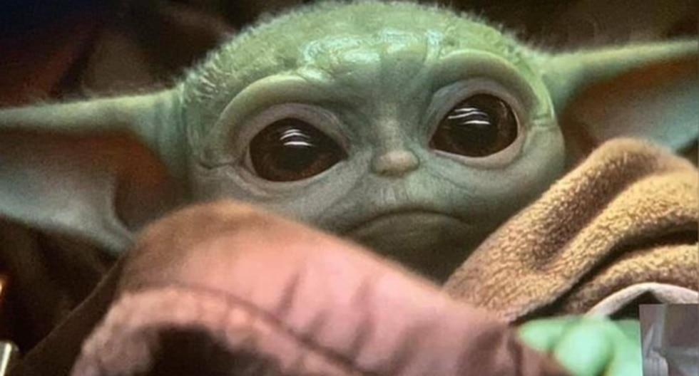 """El bebé que aparece en """"The Mandalorian"""" es de la misma raza que el legendario Maestro Jedi, Yoda. (Foto: Disney)"""