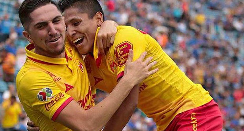 Raúl Ruidíaz: ¿qué dijo luego de marcar golazo en Morelia?