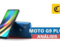 El sorprendente Moto G9 Plus   ANÁLISIS