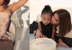Kylie Jenner: el glamoroso vestido que lució en su cumpleaños número 23 | FOTOS