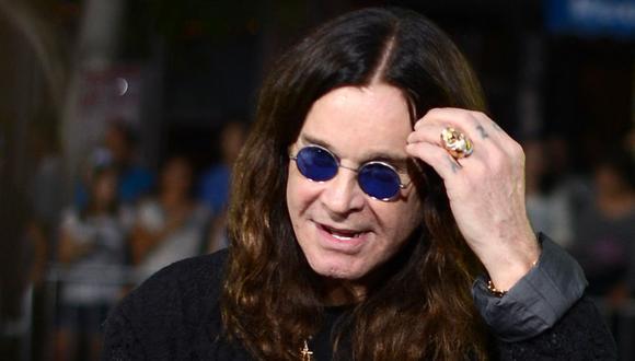 """Ozzy Osbourne habló del estreno del documental """"Las nueve vidas de Ozzy"""". (Foto: JOE KLAMAR / AFP)"""