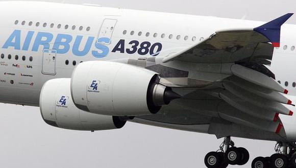 Airbus ya ha vendido más de 1.000 aviones en nuestra región y tiene comprometida la entrega de más de 500. (Foto: GEC)