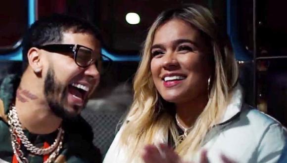 """Temas como """"Sin pijama"""", """"Verte ir"""" y """"Brindemos"""" son algunas de las canciones que han generado grandes  polémicas en el mundo de la música urbana. (Foto: Instagram)"""