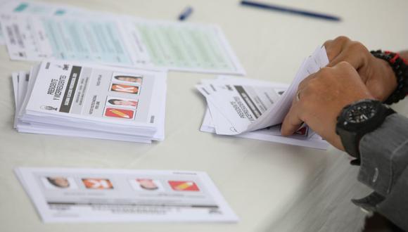 Fuerza Popular ha presentado también quejas contra resoluciones de distintos JEE que denegaron las apelaciones contra solicitudes de nulidad declaradas infundadas en primera instancia. (Foto: Britanie Arroyo / GEC)