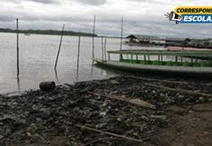 La laguna Yarinacocha se defiende de la ola de contaminación