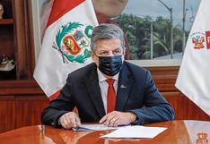 """Ministro de Energía y Minas, Iván Merino, sobre iniciativa de Guido Bellido: """"Hagamos las cosas bien"""""""