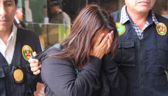 Fueron 27 mujeres adultas y una niña las rescatadas. (Foto: GEC)