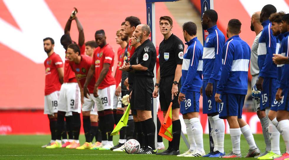Chelsea vs Manchester United (AFP)
