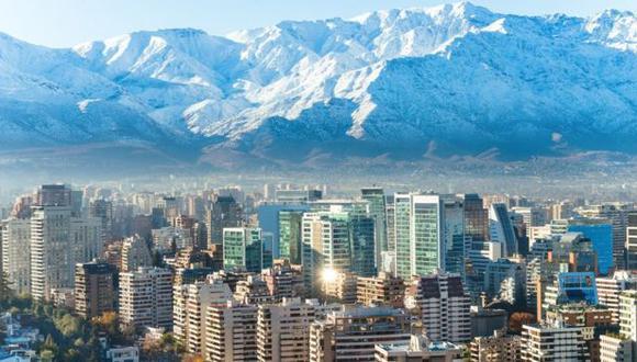 El vuelo directo entre Londres y Santiago llevó muchos más turistas británicos a Chile. (Getty)