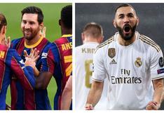 Barcelona vs. Real Madrid: ¿Quién es el favorito para las Casas de Apuestas?