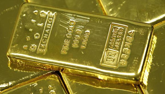 Los futuros del oro en Estados Unidos bajaban un 0,1% a US$1.892,10. (Foto: Reuters)