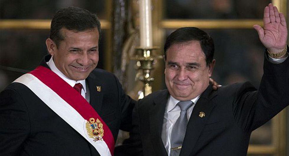 Fredy Otárola juró como ministro de Trabajo