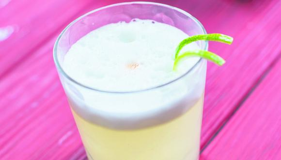 Pisco Sour tradicional
