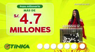 La Tinka: conoce el resultado del sorteo realizado el 20/01/2021