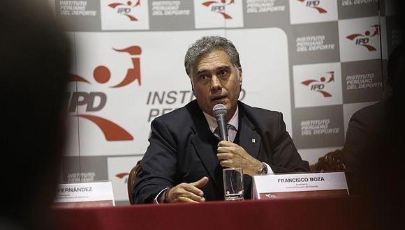 La fiscalía le atribuye a Francisco Boza la comisión de los presuntos delitos de colusión y asociación ilícita para delinquir. (Foto: El Comercio)