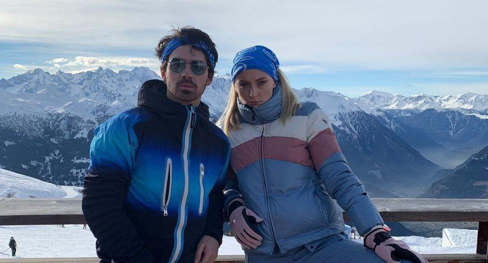 Sophie Turner y Joe Jonas: ¿Dr. Phil reveló la fecha de su segunda boda? (Foto: Instagram)