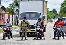 Madre de Dios: 74 detenidos y calles resguardadas en el cuarto día de estado de emergencia