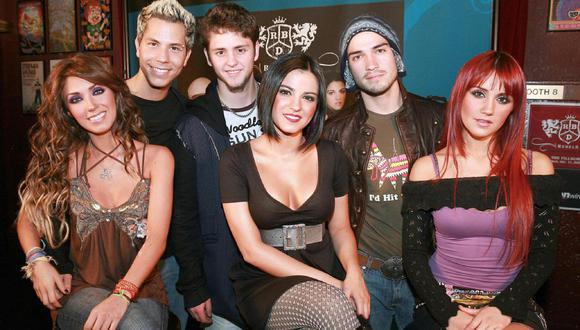 Anahí, Maite Perroni, Christian Chávez y Christopher Von Uckermann serán parte del concierto virtual 'Ser o parecer' de RBD (Foto: RBD Oficial/ Instagram)