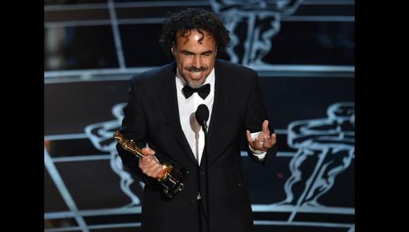 Óscar: Alejandro González Iñárritu y su broma a Michael Keaton