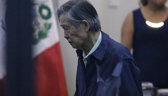 El expresidente Alberto Fujimori ha sido condenado en cuatro oportunidades. Solo ganó un juicio, en la Corte Suprema, por el Caso Diarios Chicha. (Foto: GEC)