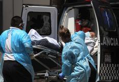 México registra 409 decesos y 3.911 contagios por coronavirus en un día