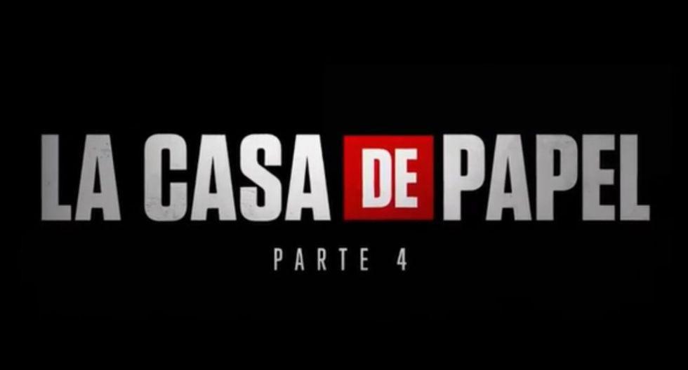 """La nueva entrega de """"La casa de papel"""" estará disponible en todo el mundo el próximo 3 de abril sólo en Netflix (Foto: Instagram)"""