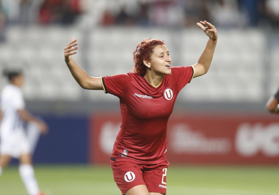 Universitario venció a Alianza Lima en la Final Regional del fútbol femenino   Foto: Violeta Ayasta/GEC