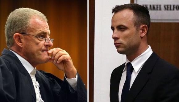 """Fiscalía contra Pistorius: """"Usted se armó para matar a Reeva"""""""