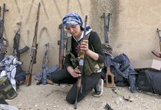 Las mujeres que combaten en guerras alrededor del mundo
