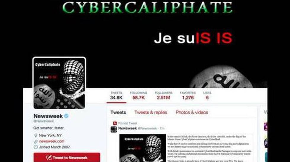 """Twitter: FBI investiga ciberataque a la cuenta de """"Newsweek"""" - 1"""