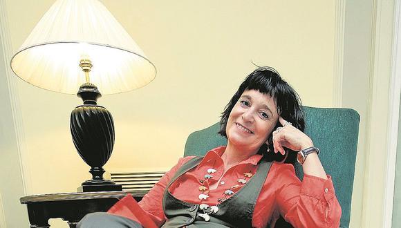 Escritora Rosa Montero critica el sexismo en la Real Academia Española