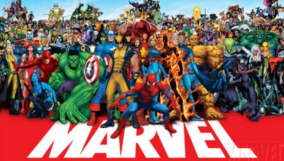 La historia de Marvel Comics en este impresionante especial web