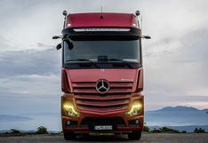 YouTube: Conoce al primer camión que usa cámaras en vez de espejos laterales