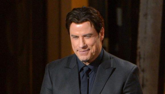 John Travolta y el fenómeno de la ficticia Adele Dazeem