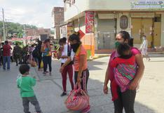 Coronavirus en Perú: continúa desplazamiento a Ayacucho de agricultores varados en el Vraem