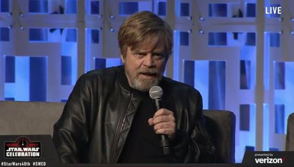 """Sigue en YouTube la transmisión de la """"Star Wars Celebration"""""""