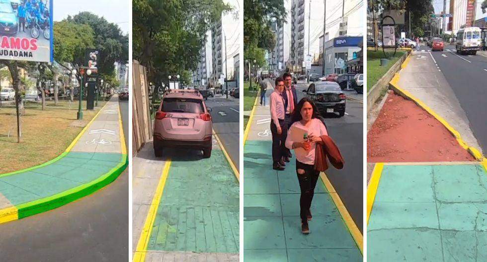 El municipio decidió transformar las veredas de la berma central porque fueron consideradas obsoletas para el tránsito peatonal.