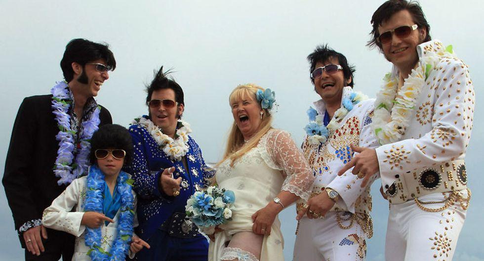 Festival en honor a Elvis Presley se realizará en Gales - 1