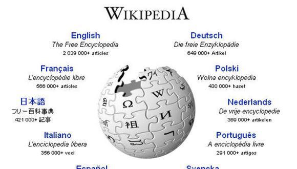 """Wikipedia demanda a EE.UU. por """"vigilancia masiva"""" en Internet"""