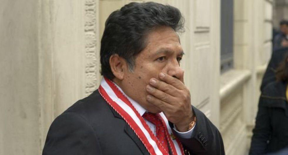 CNM envió resolución de destitución a Carlos Ramos Heredia
