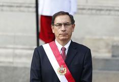 """Fiscal de la Nación sobre Martín Vizcarra: """"existen datos objetivos de irregularidades en procedimiento de 'vacunación'"""""""