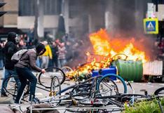 Una tranquila nación en llamas: los Países Bajos y cuatro noches de inéditas protestas contra el confinamiento